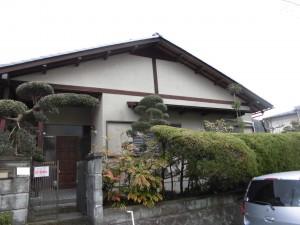 【外壁塗装・外壁修理】奈良県宇陀市A様邸 外壁塗り替えリフォーム工事の詳細です。