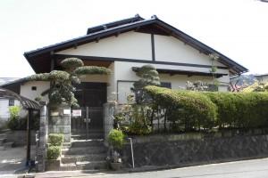 【外壁塗装工事】奈良県宇陀市A様邸 外壁塗装工事