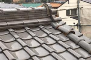 【屋根修理・雨漏り修理・屋根工事・屋根リフォーム】奈良県橿原市K様邸 屋根修理工事