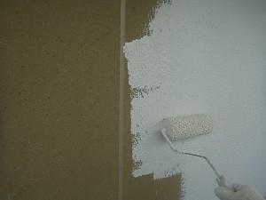11壁下塗り