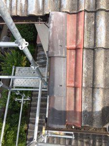 名張市 屋根瓦雨漏り工事 完成