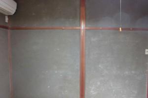奈良県宇陀市S様邸 和室壁ジュラク塗り替え工事