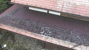 奈良県吉野郡 雨漏り調査4