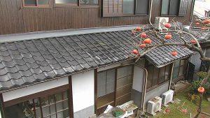 奈良県桜井市 築30年以上の屋根瓦をめくり下地材を張る