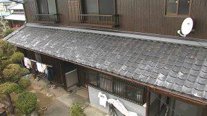 奈良県桜井市 瓦屋根調査6