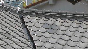 奈良県橿原市 屋根瓦の点検3