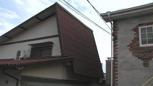 奈良県大和郡山市H様屋根瓦の調査と見積もり