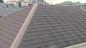 【奈良県橿原市】屋根点検|家を建ててから15年経ったスレート屋根の点検と見積もり依頼