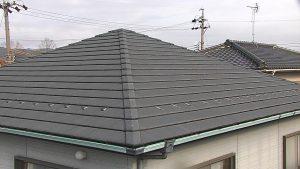 三重県名張市M様屋根と外壁の点検と見積もり