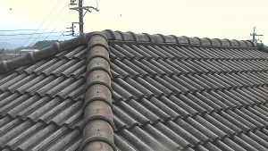 三重県名張市F様屋根と外壁の点検