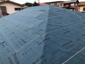 三重県名張市M様屋根葺き替えリフォーム工事