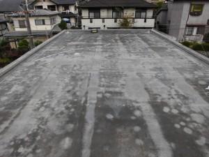 【防水工事】奈良県宇陀市M様の屋根・ベランダウレタン防水工事詳細
