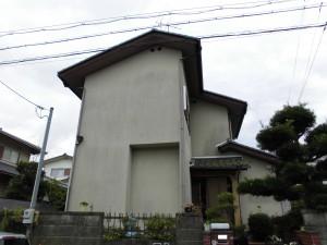 【外壁塗装・外壁修理】奈良県橿原市S様邸 外壁塗り替え工事が始まりました。