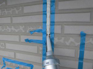 奈良県橿原市h様 外壁サイディング壁 シーリング充填