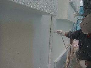 16 外壁下塗り