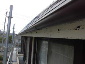 奈良県橿原市M様 雨樋工事後1