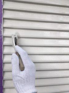 奈良県宇陀市 雨戸塗装1