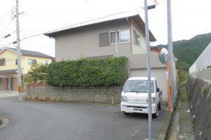 奈良県橿原市 長持ちして安いシリコン塗料で外壁塗り替え