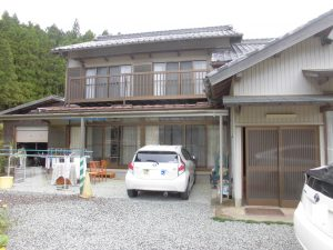 奈良県橿原市Y様 外壁塗装前6