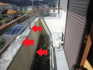 三重県名張市Y様屋根外壁の点検と見積もり