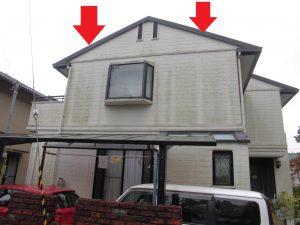 三重県名張市 屋根外壁調査2