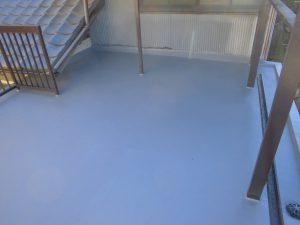 奈良県橿原市FRP防水工事後