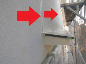 奈良県橿原市 シリコン樹脂外壁塗装2