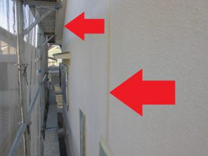 奈良県橿原市 シリコン樹脂外壁塗装3