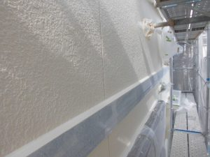 奈良県橿原市 シリコン樹脂外壁塗装4
