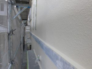奈良県橿原市 シリコン樹脂外壁塗装6