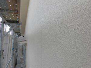 奈良県橿原市 高耐久シリコン上塗り4