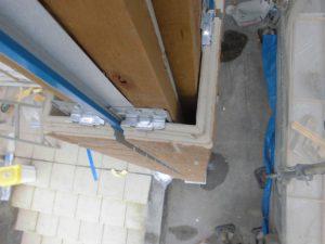 奈良県橿原市  親水パワーコート サイディング壁設置2