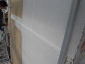 奈良県宇陀市N様外壁塗装の下塗り4