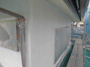 奈良県宇陀市N様外壁塗装の下塗り5