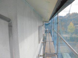 奈良県宇陀市N様外壁塗装の下塗り6