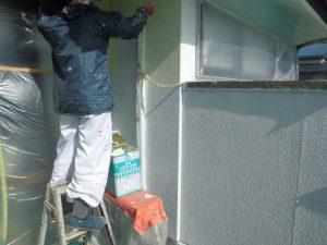 奈良県宇陀市N様外壁塗装工事