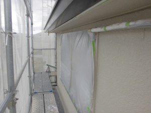三重県名張市K様外壁塗装リフォーム