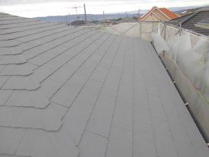 三重県名張市K様屋根塗装