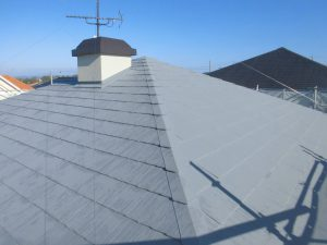 三重県名張市屋根塗装リフォーム