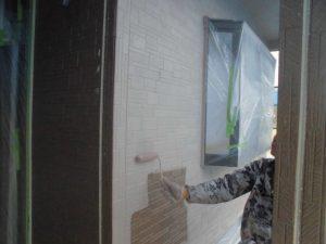 奈良県橿原市N様 ガイナ塗装1