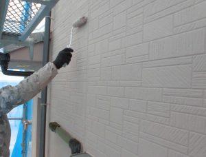橿原市 20年長持ちする断熱セラミックガイナを外壁塗装