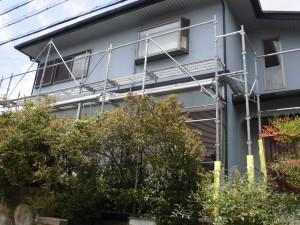 【雨漏り修理・外壁修理】奈良県宇陀市N様邸 外壁修理工事の詳細