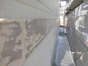 奈良県橿原市 下塗り水性カチオンシーラーを塗る3