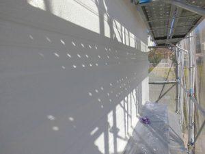 奈良県橿原市 シリコン塗料上塗り1