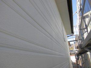 奈良県橿原市 シリコン塗料上塗り2
