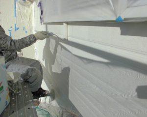 奈良県橿原市 シリコン塗料上塗り3