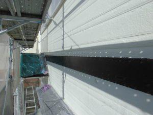 橿原市 幕板(モール)塗装1