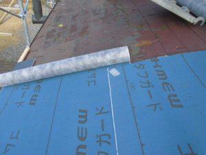 奈良県吉野郡 軽くて長持ちガルバリウムを屋根カバー工法