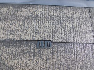 奈良県橿原市 縁切り部材タスペーサーを入れる1