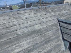 奈良県橿原市 洗浄後の屋根1